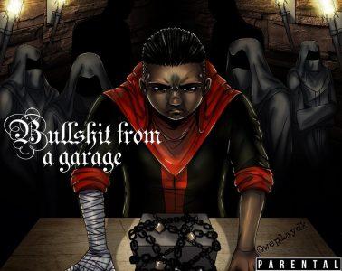 WEPLAYDK - Bullshit From A Garage
