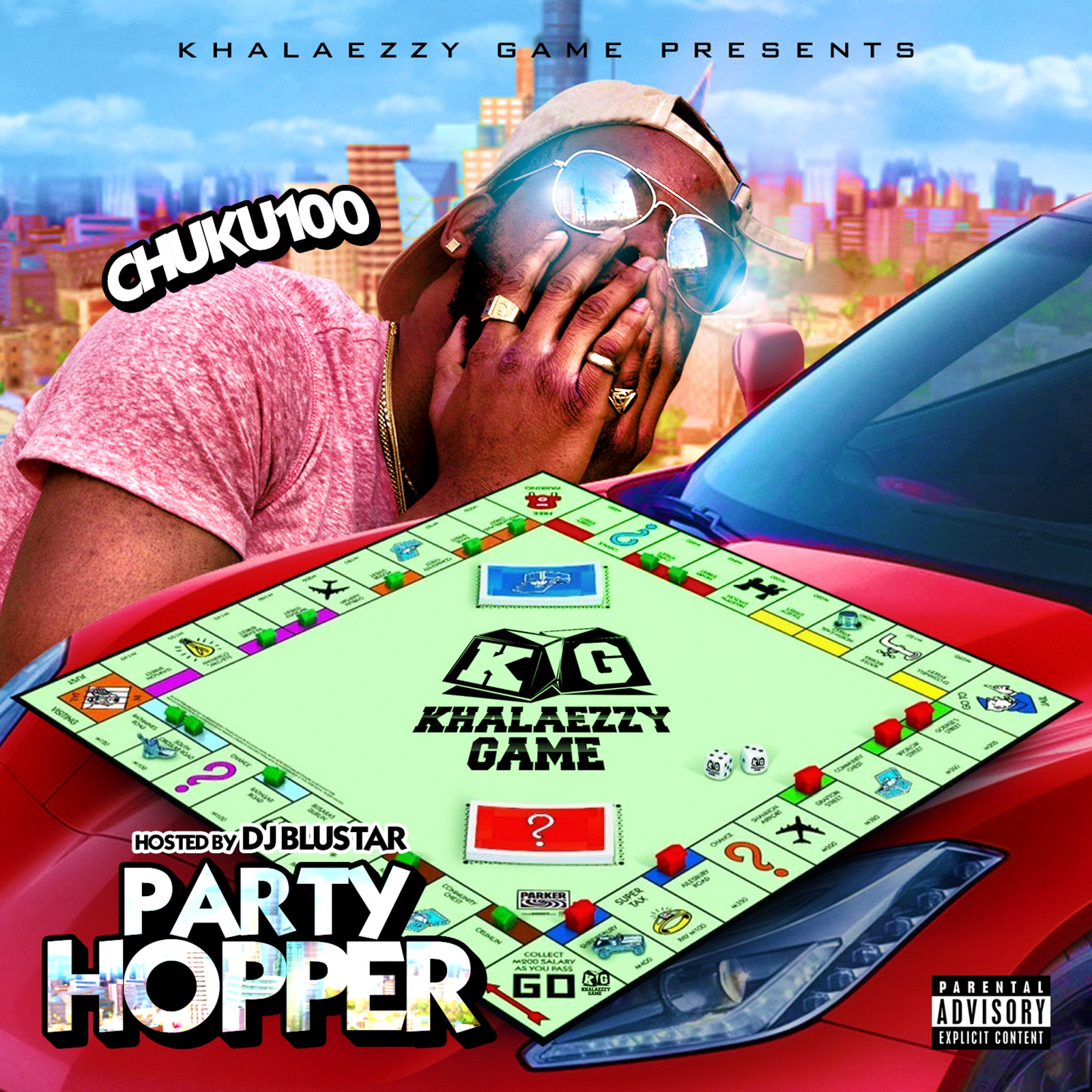 Chuku100 - Party Hopper