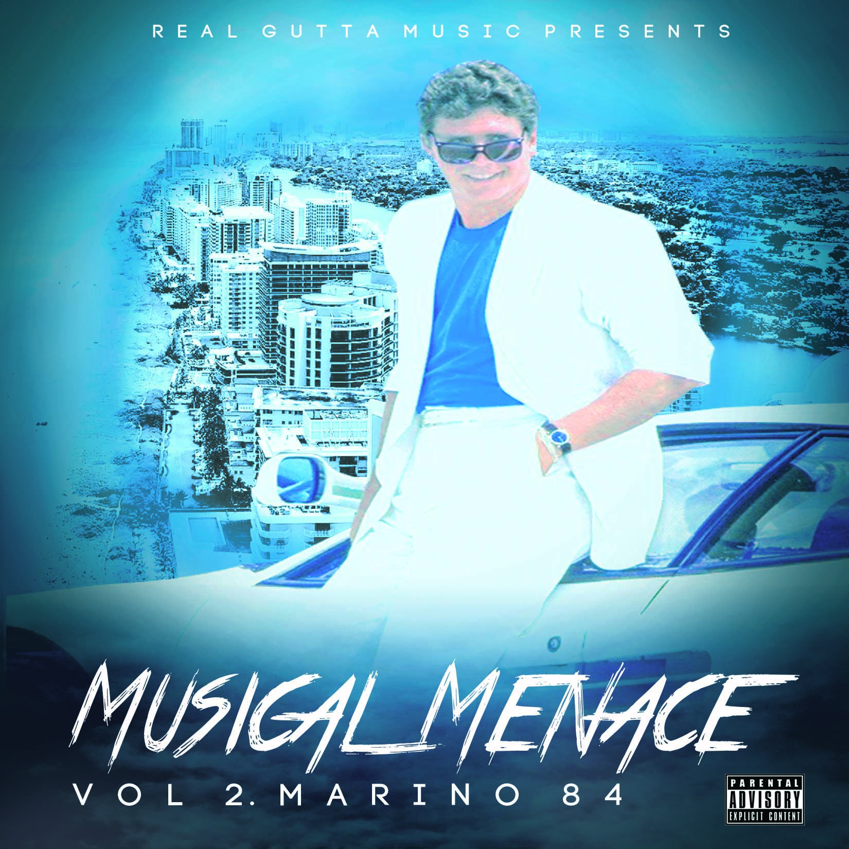 Real Gutta Music - Musical Menance Vol. 2: Marino 84